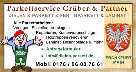 Laminat & Dielen & Parkett Frankfurt