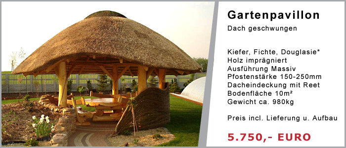 gartenpavillons ger teschuppen g nstig bauen lassen von top handwerkern gartenpavillon. Black Bedroom Furniture Sets. Home Design Ideas