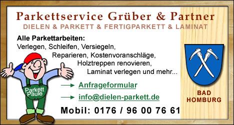 Parkettleger Bad Homburg