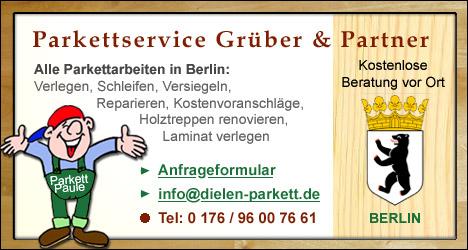 Berliner Holzparkettschleifereien