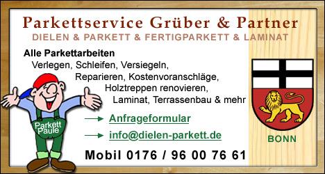 Parkettschleiferei Bonn