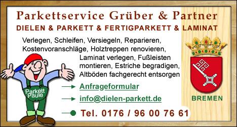 Bremer Holzparkettschleifereien