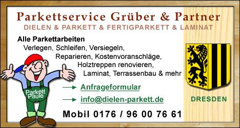 Dresdener Holzparkettschleifereien