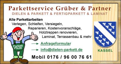 Kasseler Holzparkettschleifereien