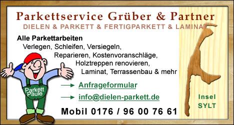 Sylter Holzparkettschleifereien